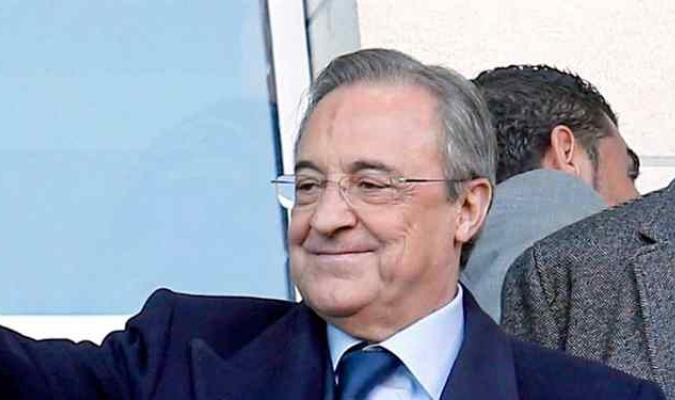 Florentino Pérez / Cortesía