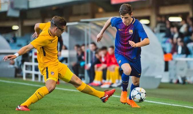 El criollo piensa en lograr el campeonato de la Liga Juvenil A || Fotos: Cortesía