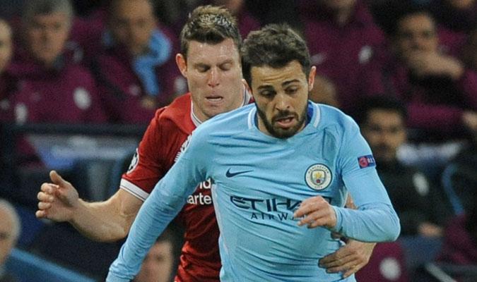 El City cayó ante el Liverpool por 1-2/ Foto AP