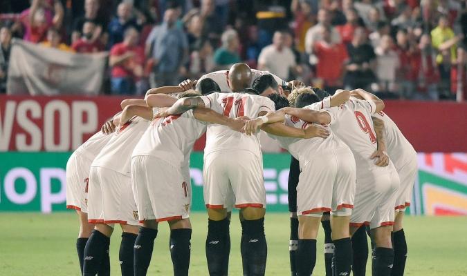 Foto: Twitter @SevillaFC