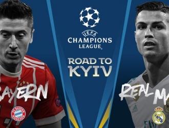 Foto: Twitter (@ChampionsLeague)