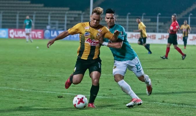 Johan Moreno es el goleador del equipo con cuatro goles || Foto: Cortesía