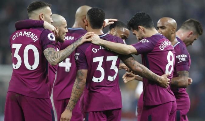 Manchester City / AP