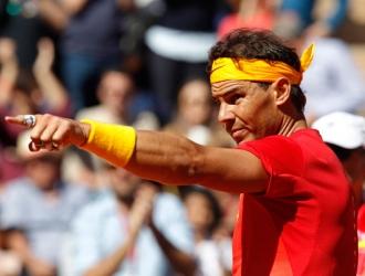 Nadal defenderá sus puntos en esta etapa de arcilla/ Foto AP
