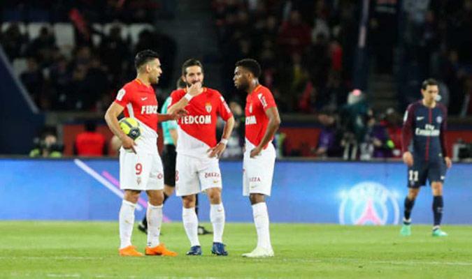 El Mónaco perdió por 7-1 ante el PSG/ Foto Cortesía