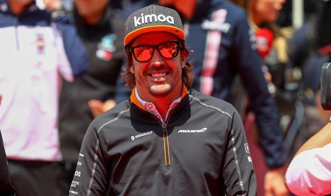Alonso competirá con Toyota/ Foto EFE