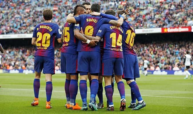 El Barça jugará tres amistosos/ Foto Cortesía