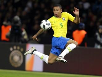 Brasil ya tiene listo su última prueba / Foto AP