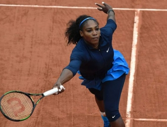 Serena estará en el segundo Grand Slam del año/ Foto Cortesía