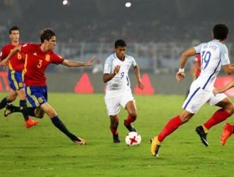 El incidente fue en la final del Mundial Sub-17/ Foto Cortesía