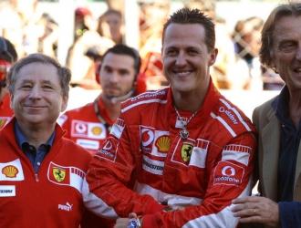 El presidente de la FIA recordó la época de Schumacher / Foto Referencia