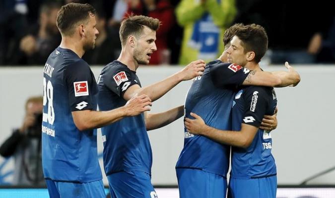 El Hoffenheim busca el sueño europeo / Foto EFE