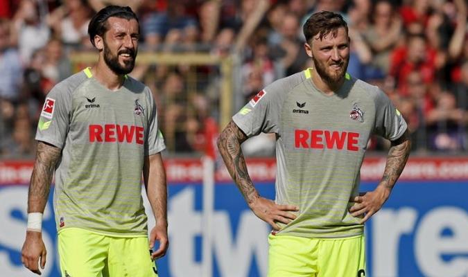 El Colonia se va a la Bundesliga 2 / Foto EFE