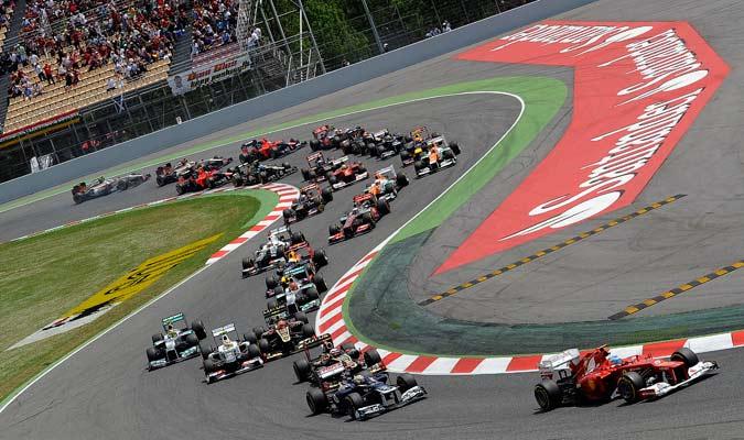 Quieren que haya mucha F1 en Barcelona/ Foto Cortesía