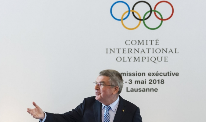 El presidente del COI habló de la polémica del boxeo / Foto AP