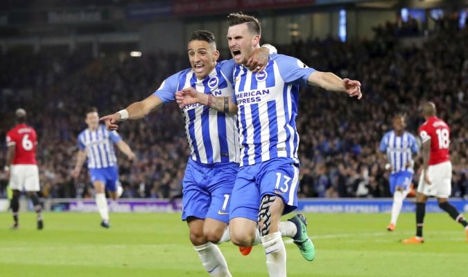 El Brighton seguirá en la Premier League / Foto AP