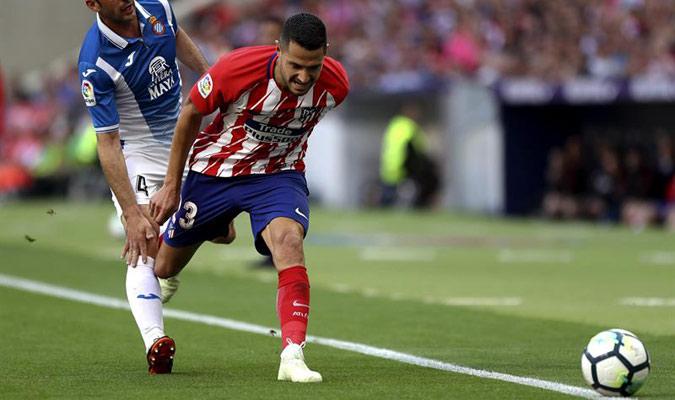 Vitolo se lesionó ante el Espanyol/ Foto EFE