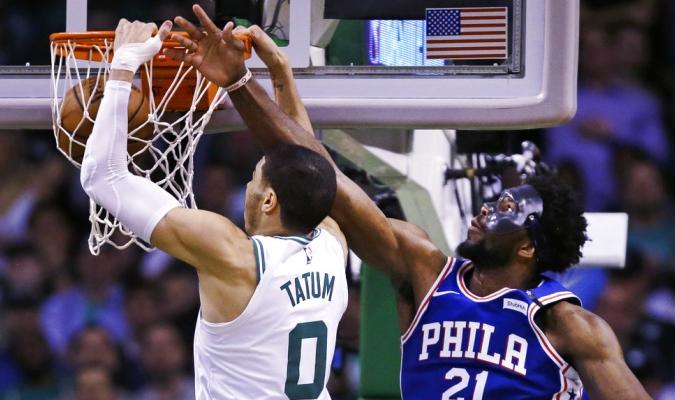 Boston se volverá a medir a los Cavaliers / Foto AP