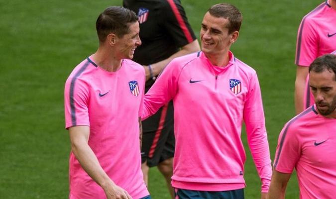 Torres prefiere centrarse en el partido / Foto EFE