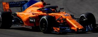 Alonso está animado para el Gran Premio / Foto EFE