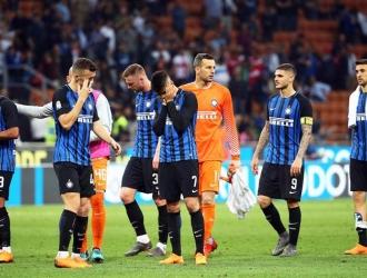 El Inter cayó por la mínima en casa / Foto EFE