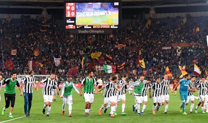 Juventus sigue con su dominio / Foto EFE