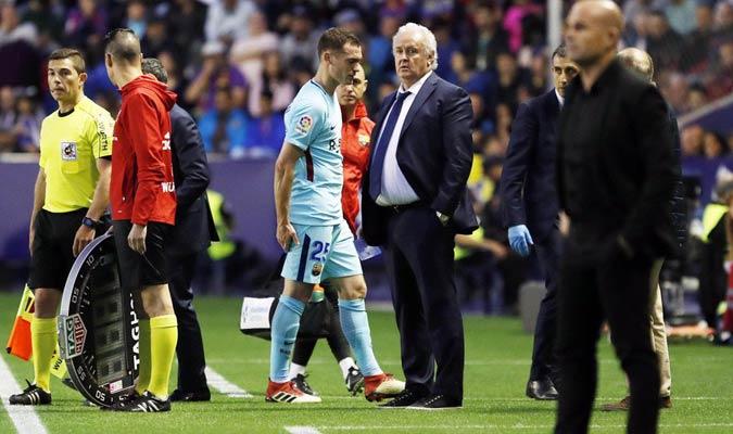 El belga no podrá participar en el último encuentro de la temporada || Foto: Cortesía