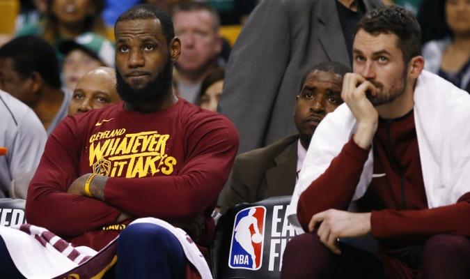 Cleveland no quiere sorpresas / Foto AP