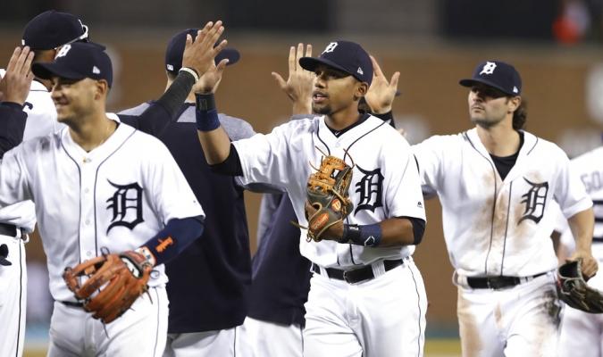 Detroit le dio vuelta a los Indios / Foto AP