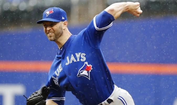 Happ maniató a los Mets / Foto AP