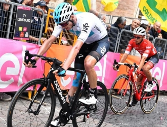 Chris Froome / EFE