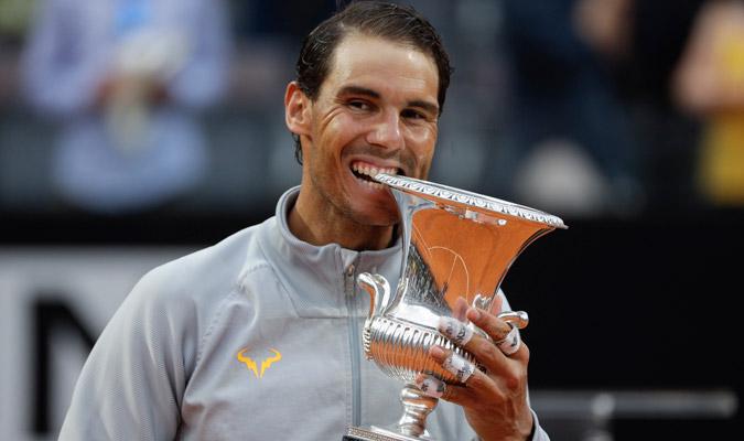 Nadal conquistó su Masters 1.000 número 32/ Foto AP