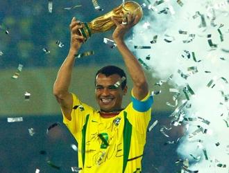 Cafú ganó dos Mundiales/ Foto Cortesía
