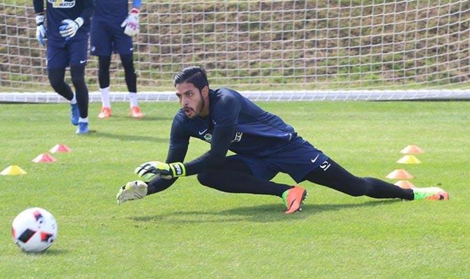 Tiene contrato hasta 2020 con el cuadro chipriota || Foto: APOEL FC