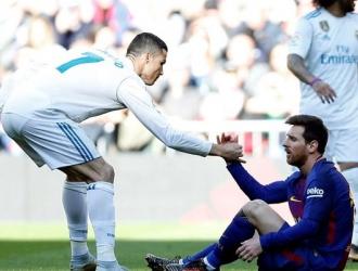 Cristiano y Messi lideran la delantera/ Foto Cortesía