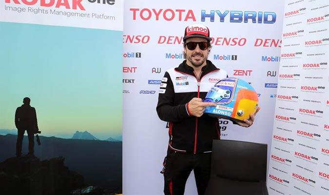 Alonso explicó que está tranquilo/ Foto EFE