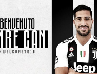 Can firmó hasta el 2022 con la Juve/ Foto @juventusfces