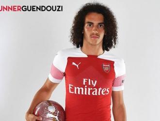 Guendouzi tiene 19 años/ Foto @Arsenal