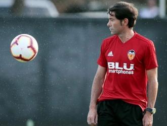 Marcelino acababa contrato en 2019/ Foto EFE