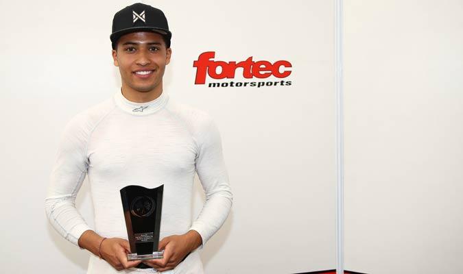 Maldonado buscará la punta desde el inicio/ Foto Fortec Motorsports