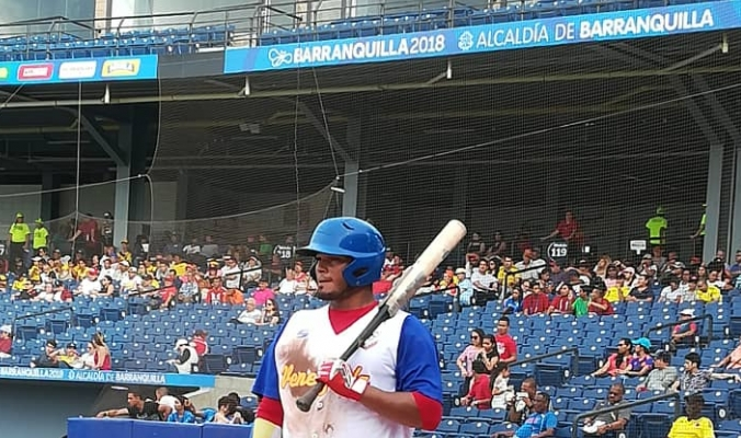 Carlos Colmenares. Prensa FeveBeisbol