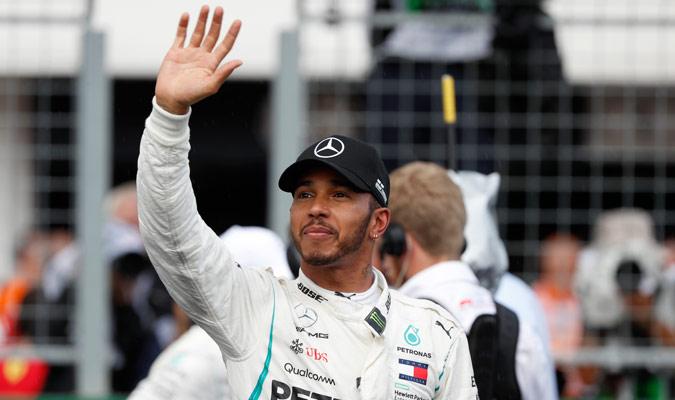 Hamilton encabeza la tabla con 188 puntos/ Foto AP