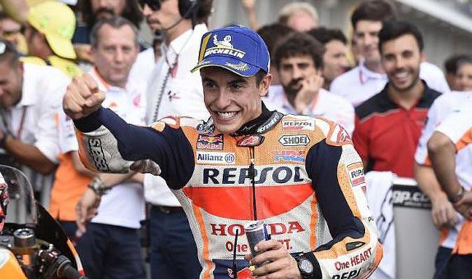 Márquez llega a Brno con buenas sensaciones/ Foto Cortesía