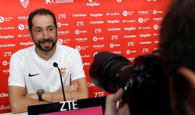 El Sevilla se impuso en la ida por 4-0/ Foto EFE