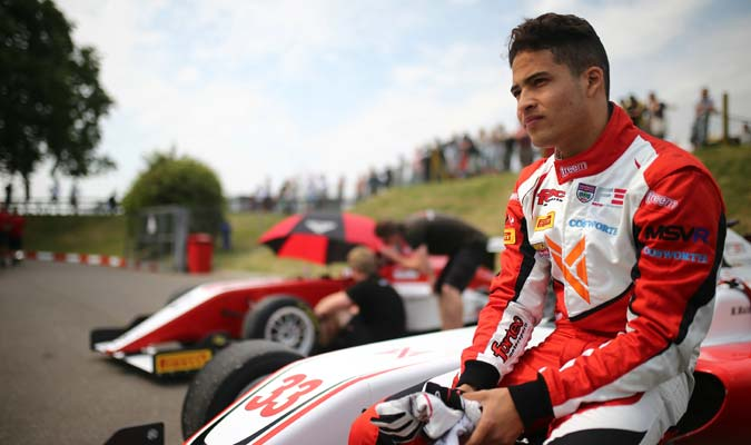 Foto: Fortec Motosports