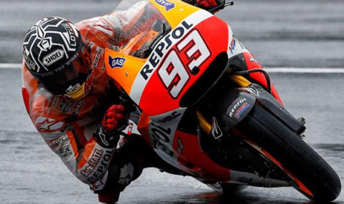 Márquez fue el mejor con un tiempo de 1:55:209/ Foto Cortesía