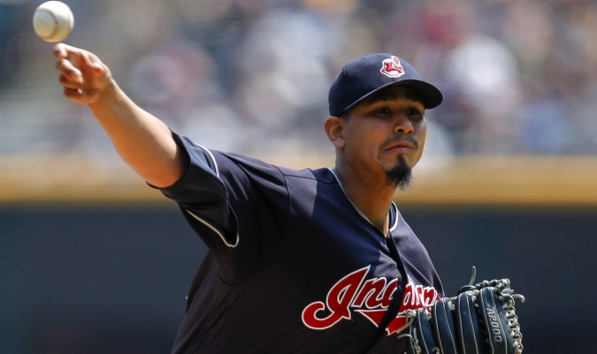 Carrasco commanded from the mound to the Indians | Baseball