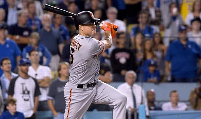 Nick Hundley awarded the victory to Gigantes (+ Video) | Baseball