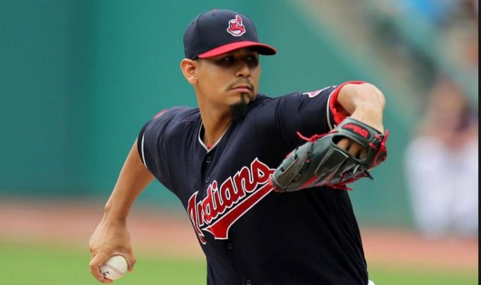 Carlos Carrasco has made the Cleveland Indians shine with his powerful arm | Baseball