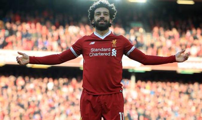 Salah terminó la temporada con 44 goles/ Foto Cortesía
